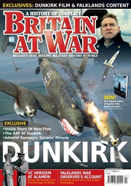 Britain At War Magazine — July 2017