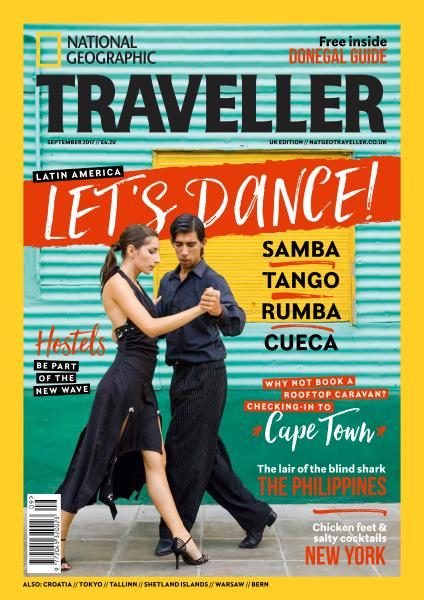 National Geographic Traveller UK — September 2017