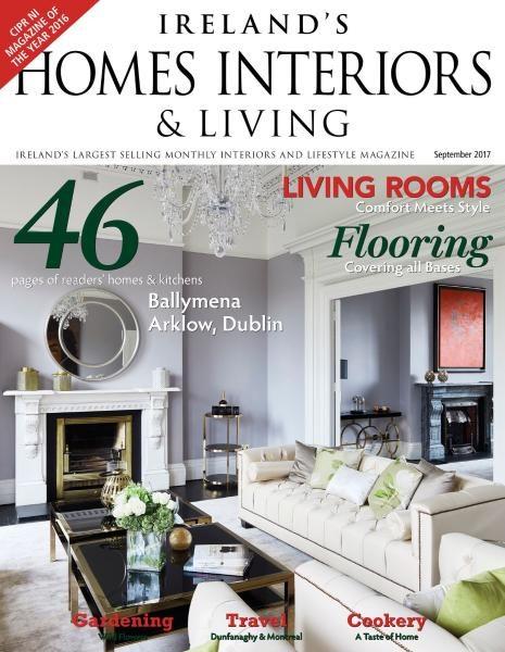 Ireland's Homes Interiors & Living — September 2017