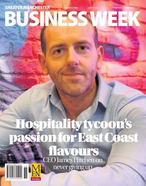 Greater Manchester Business Week — September 7, 2017