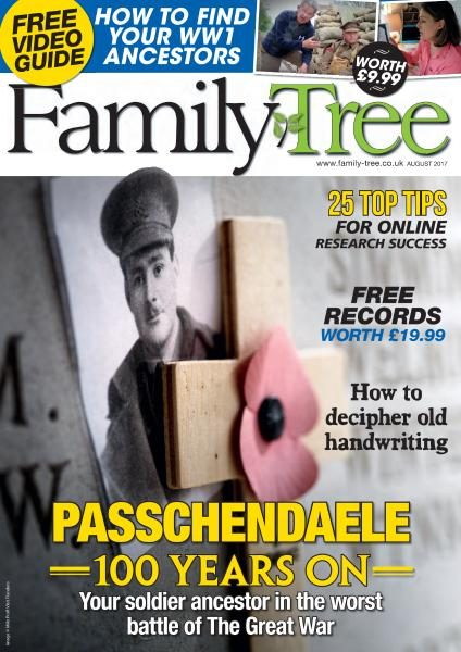 Family Tree UK — August 2017