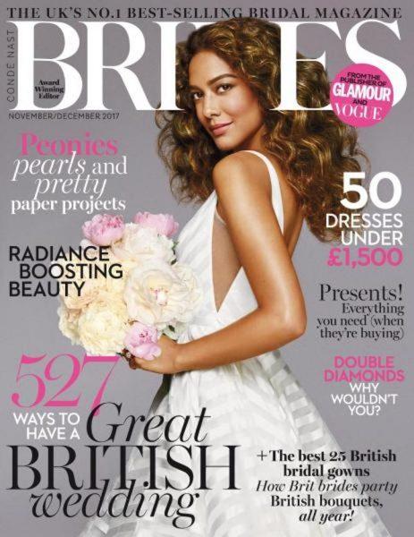 Brides UK — November-December 2017