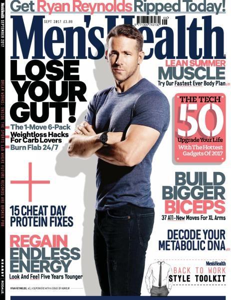Men's Health UK — September 2017