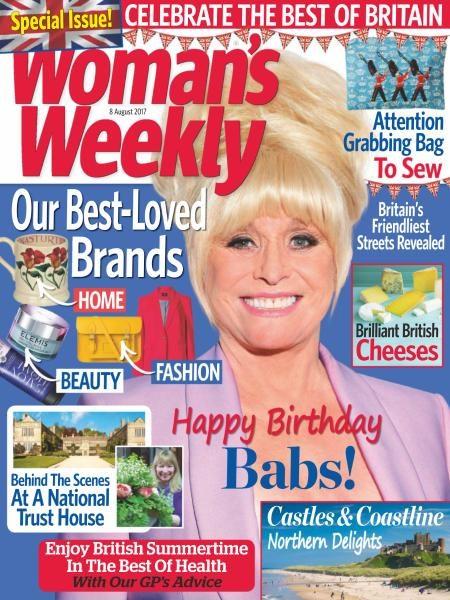 Woman's Weekly UK — 8 August 2017