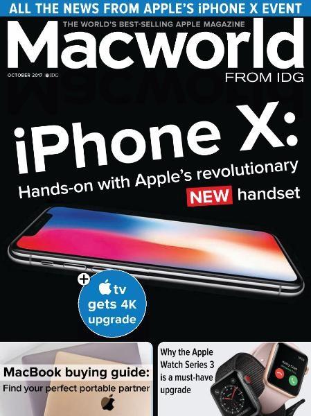 Macworld UK — October 2017