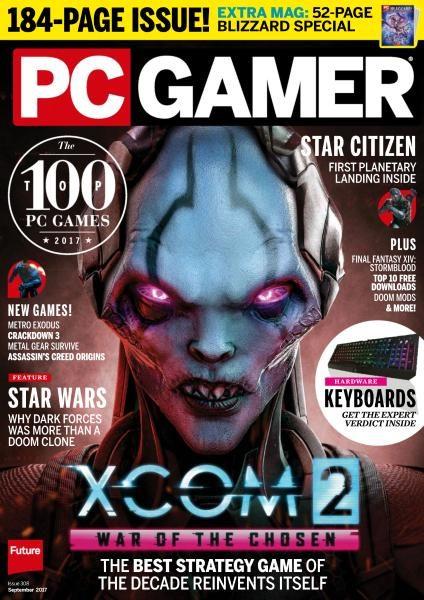 PC Gamer UK — Issue 308 — September 2017