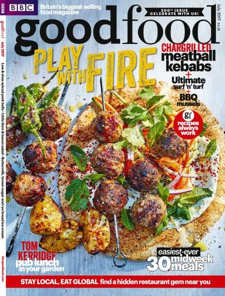 BBC Good Food UK — July 2017