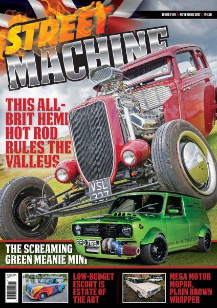 Street Machine UK — November 2017