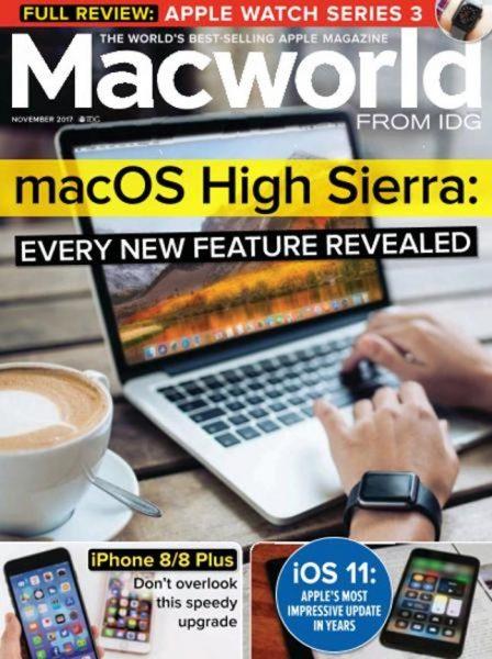 Macworld UK — November 2017