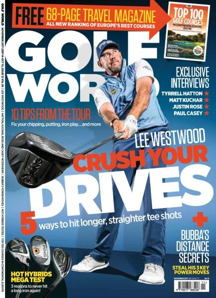 Golf World UK — November 2017
