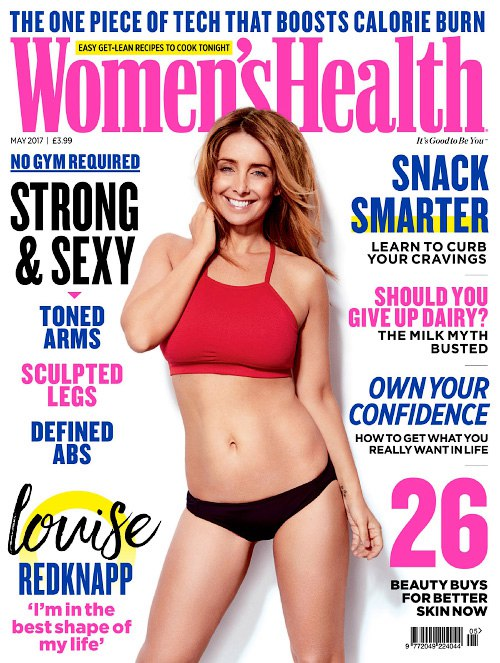 Women's Health UK – May 2017