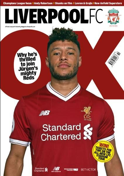 Liverpool FC Magazine — October 2017