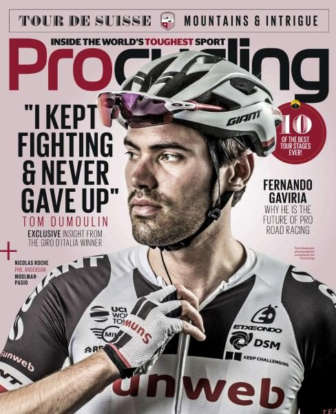 Procycling UK — Issue 232 — August 2017