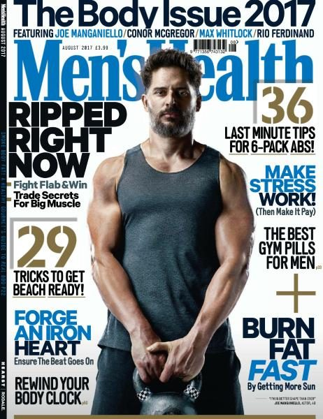 Men's Health UK — August 2017