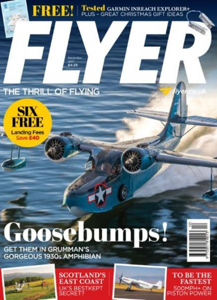 Flyer UK — December 2017
