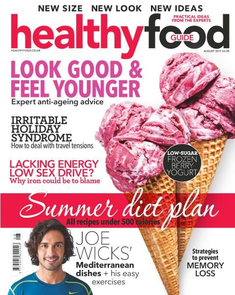 Healthy Food Guide UK — August 2017