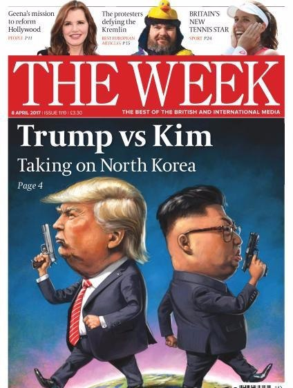 The Week UK Issue 1119 8 April 2017