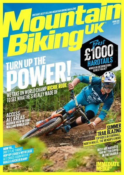 Mountain Biking UK — Issue 345 —