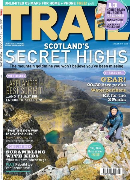 Trail UK — August 2017