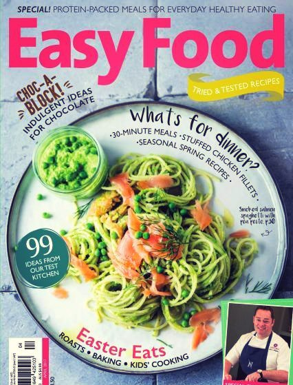 Easy Food Ireland – April 2017