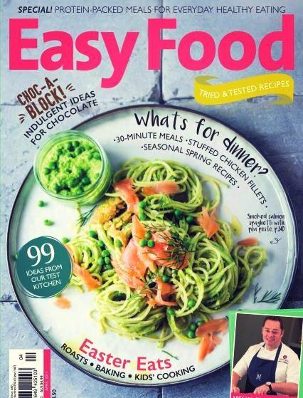 Easy Food Ireland – April 2017