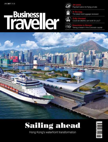 Business Traveller UK – June 2017