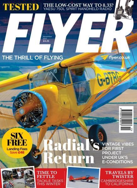 Flyer UK — November 2017