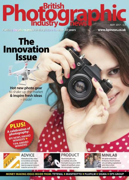 British Photographic Industry News — May 2017