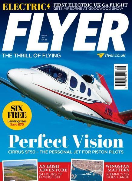 Flyer UK — August 2017