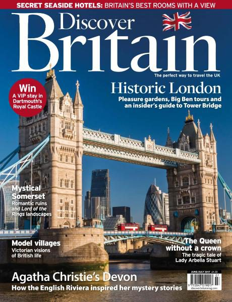 Discover Britain — June-July 2017