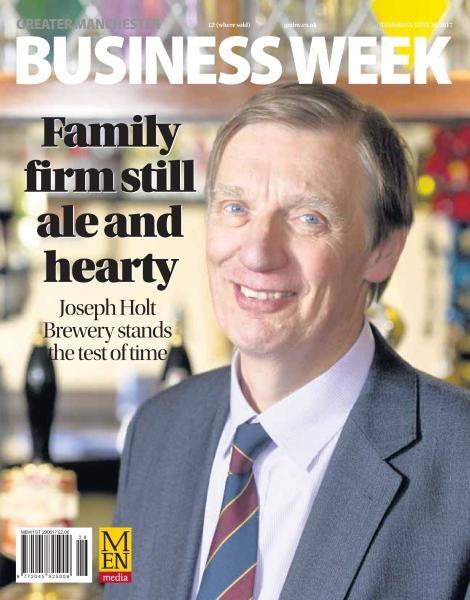 Greater Manchester Business Week — June 29, 2017