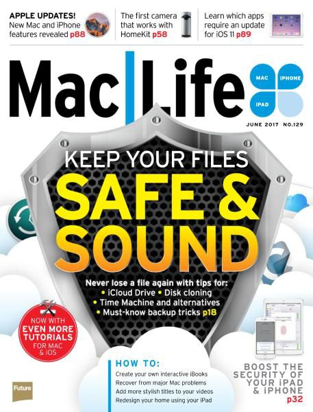MacLife UK — Issue 129 — June 2017