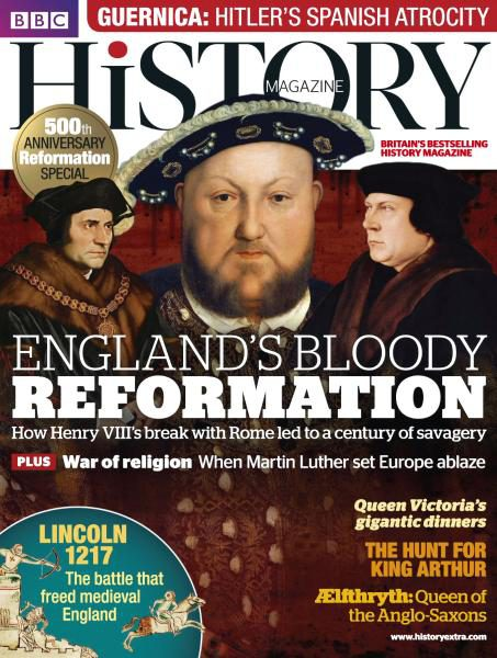 BBC History UK — May 2017