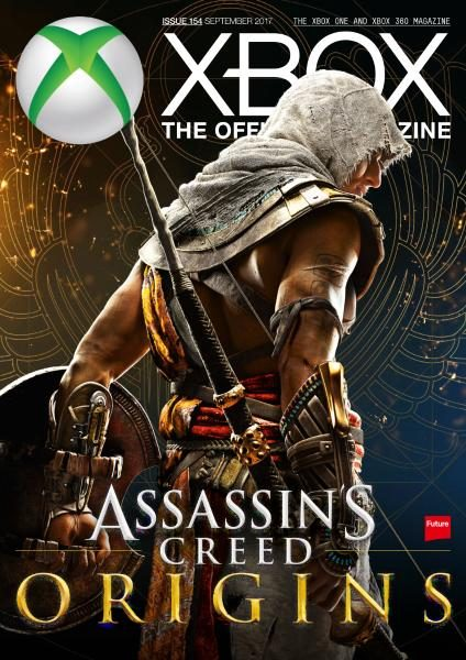 Xbox The Official Magazine UK — Issue 154 — September 2017