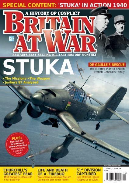 Britain At War Magazine — Issue 126 — October 2017