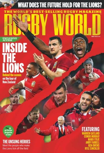 Rugby World UK — August 2017