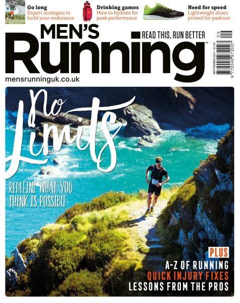 Men's Running UK — September 2017