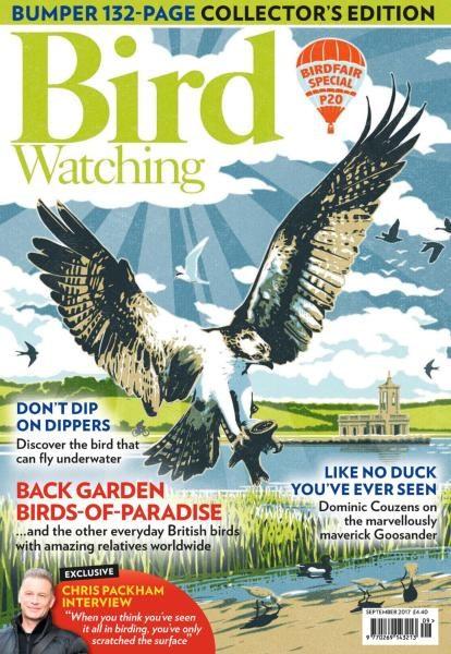 Bird Watching UK — September 2017