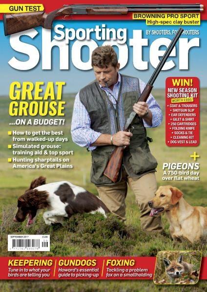 Sporting Shooter UK — September 2017