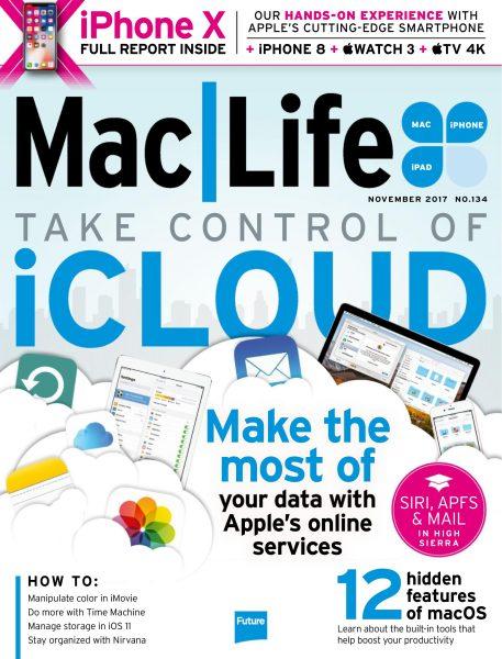 Mac Life UK — November 2017