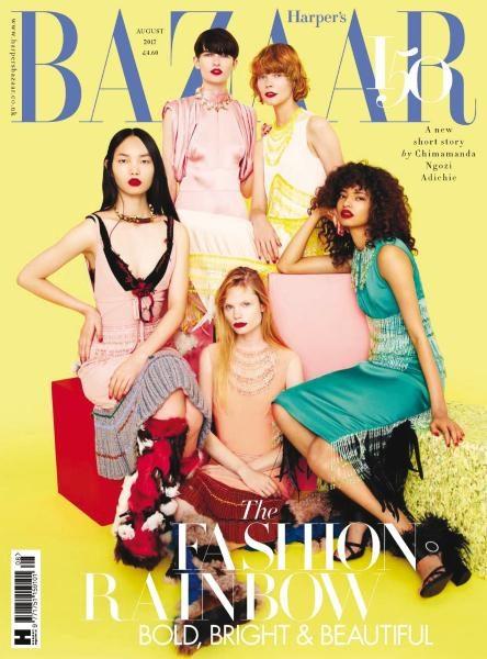 Harper's Bazaar UK — August 2017
