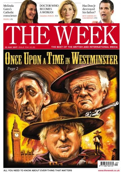 The Week UK — Issue 1134 — 22 July 2017