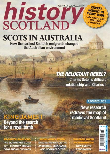 History Scotland — July-August 2017