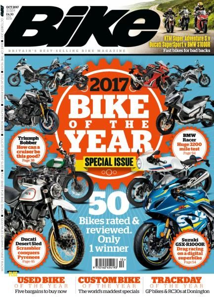 Bike UK — Issue 535 — October 2017
