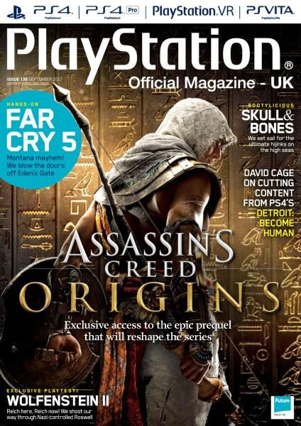PlayStation Official Magazine UK — Issue 139