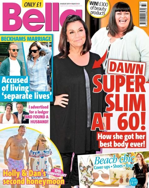 Bella UK — Issue 33 — 8 August 2017