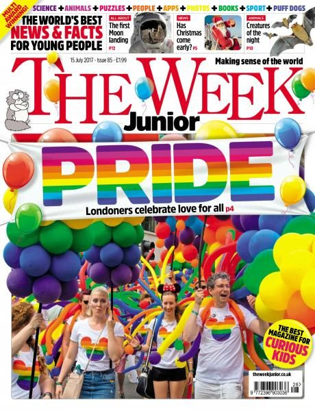 The Week Junior UK — Issue 85 — 15 July 2017
