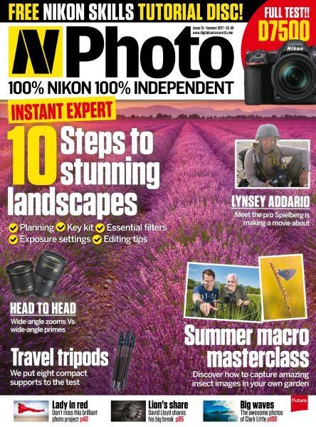 N-Photo UK — Issue 75 — Summer 2017