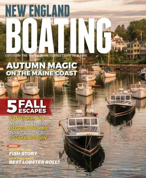 New England Boating — Fall-Winter 2017-2018