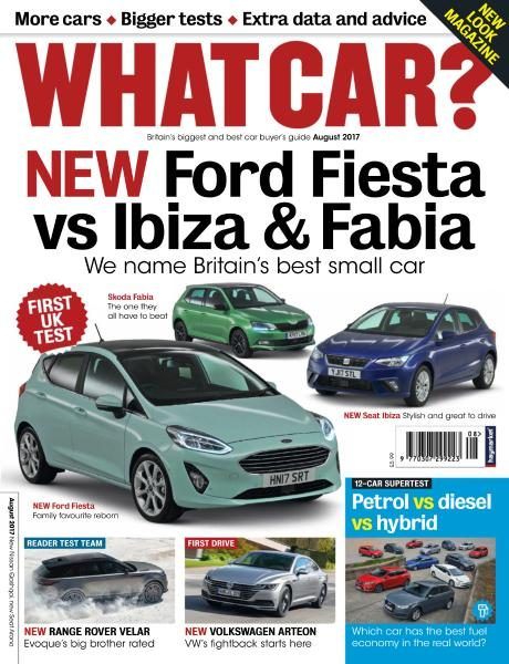 What Car UK — August 2017